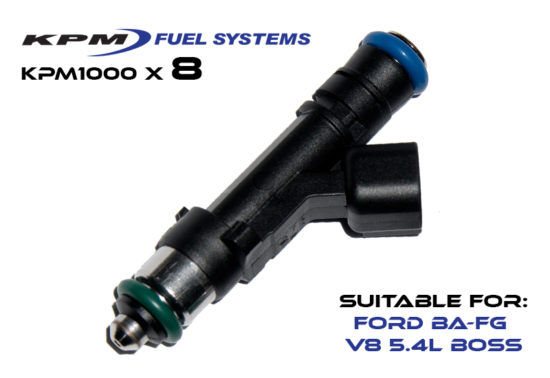 1000cc Injectors Ford 5.4