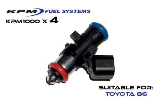 1000cc Injectors Toyota 86