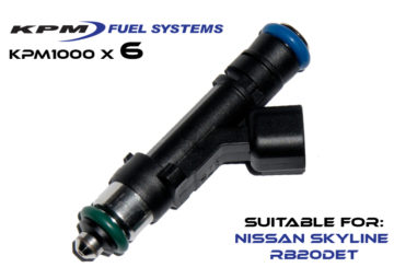 1000cc Injectors R32 Skyline