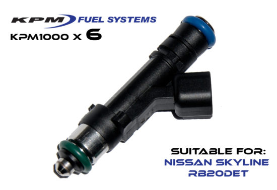 1000cc Injectors R32 Skyline