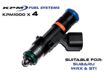 1000cc Injectors Subaru WRX