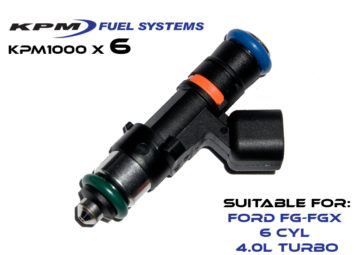 1000cc Injectors Ford Falcon FG Turbo