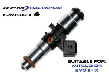 1500cc Injectors Mitsubishi Evo