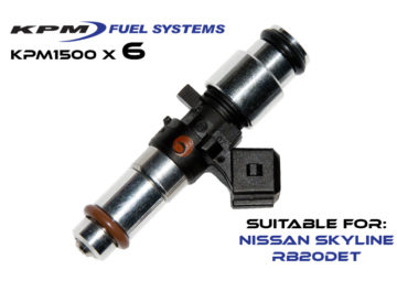 1500cc Injectors R32 Skyline