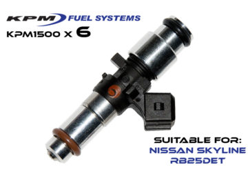 1500cc Injectors R33 Skyline