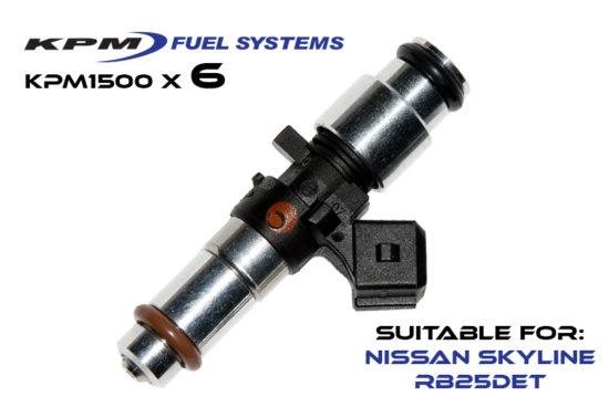 1500cc Injectors R33 Skyline