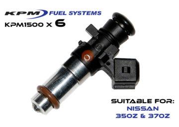 1500cc Injectors Nissan 350z