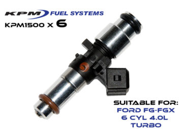 1500cc Injectors Ford FGX Turbo