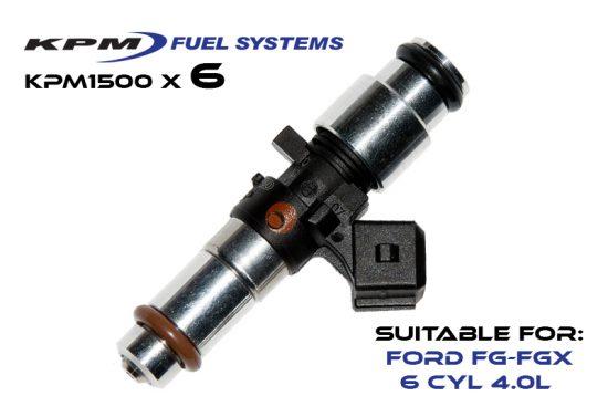 1500cc Injectors Ford FGX Turbo