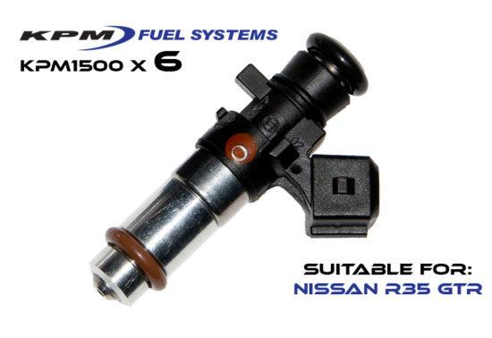 1500cc Injectors R35 GTR