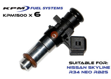 1500cc Injectors R34 Skyline