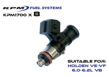 1700cc Injectors Holden VF 6.2L