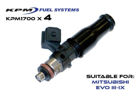 1700cc Injectors Mitsubishi Evo