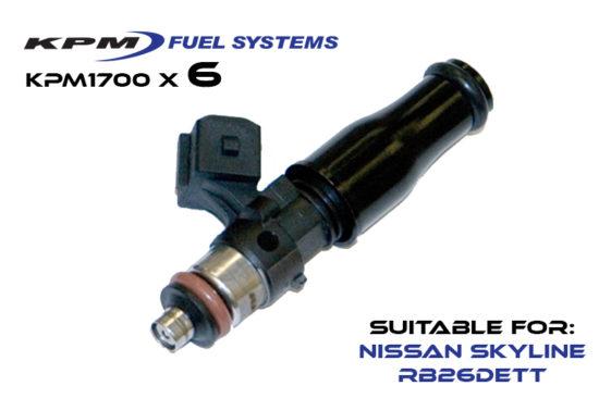 1700cc Injectors Skyline GTR