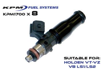1700cc Injectors Holden LS2