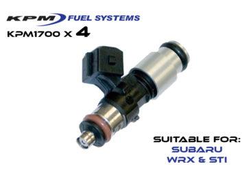 1700cc Injectors Subaru WRX