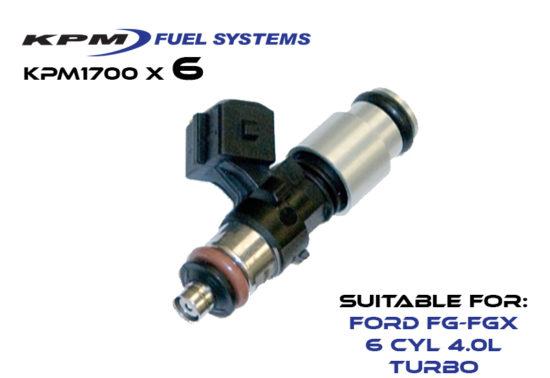 1700cc Injectors FGX Turbo