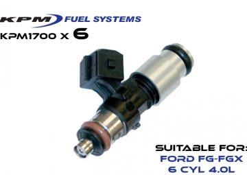 1700cc Injectors FGX Turbo