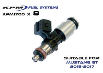1700cc Mustang Injectors