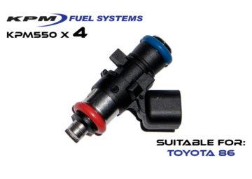 550cc Injectors Toyota 86