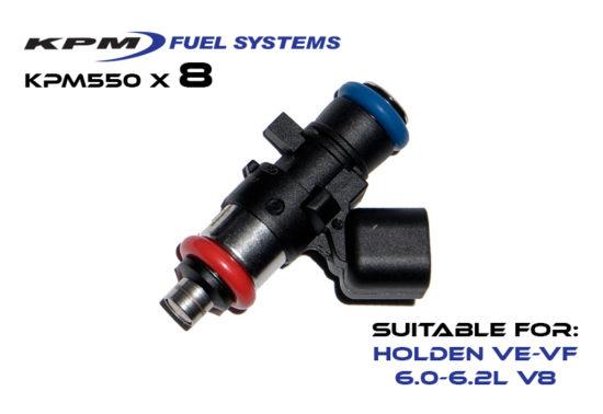 550cc Injectors Holden VF 6.0L