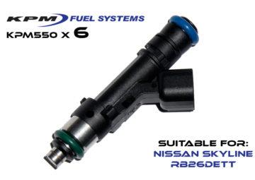 550cc Injectors Skyline GTR