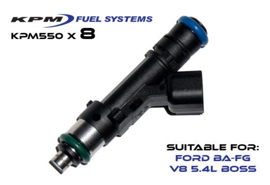 550cc Injectors Ford 5.4