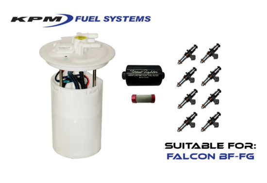 700hp Ford Fuel System